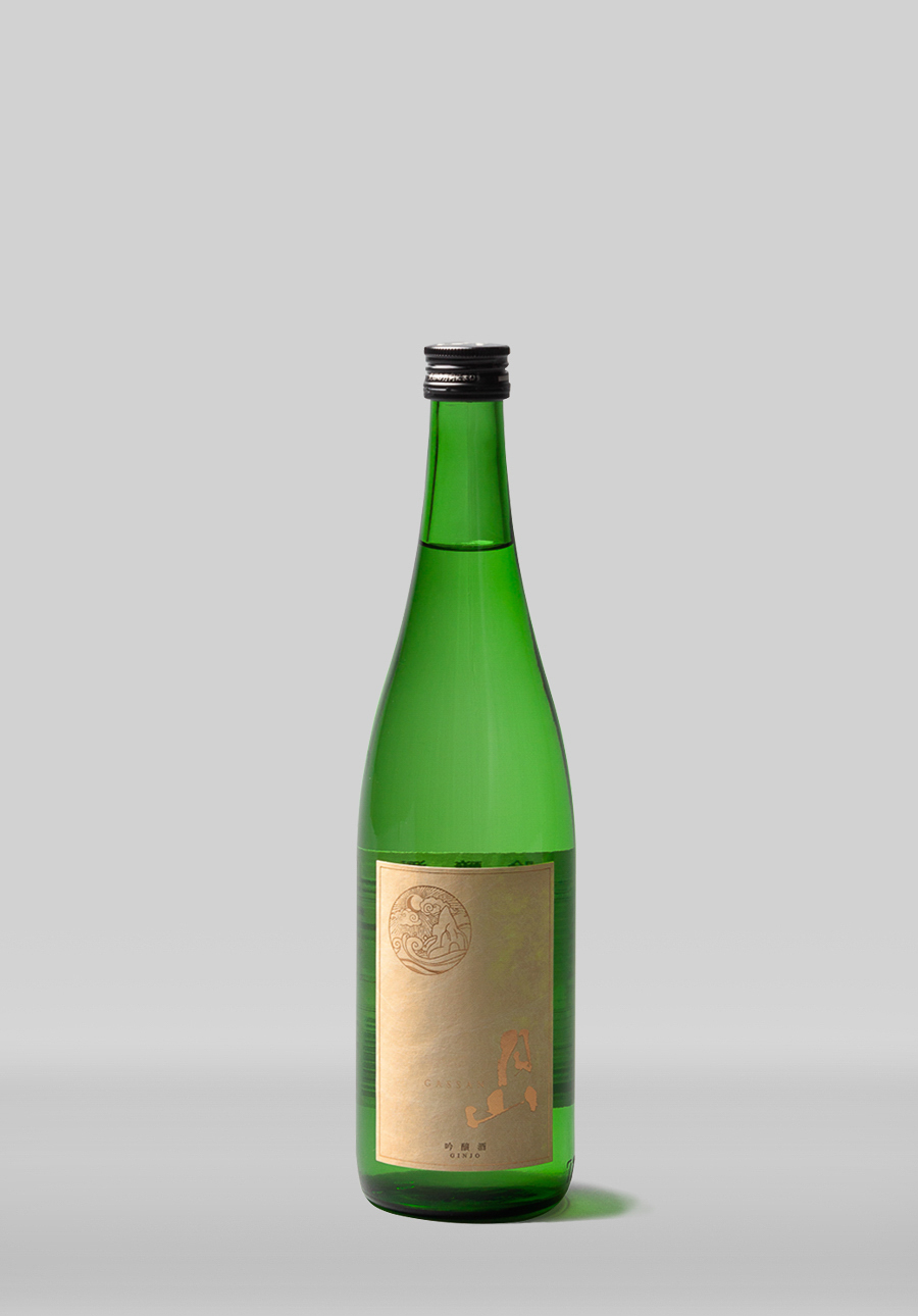 月山 吟醸酒<br>720ml