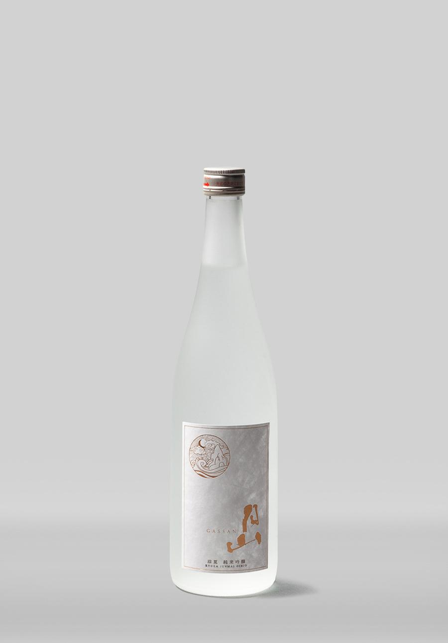 月山 涼夏 純米吟醸<br>720ml